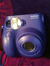 **MDW SALE 25%OFF** Fujifilm Instax Mini 7s Instant Film Camera blue