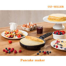 Electric Pancake Maker Machine Electric Pan Non Stick Eggs Omelette Breakfast
