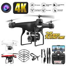 ZLRC F68 WiFi FPV RC Drone 4K / 1080P Wide Angle Adjustable ESC HD Camera Altitu