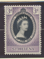 St. Helena Stamp Scott #139, Mint Hinged