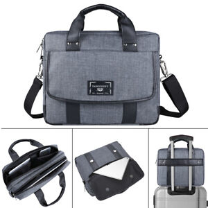 "VanGoddy Laptop Shoulder Messenger Travel School Bag Carry Case For 11"" iPad Pro"