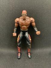 Booker T WCW Marvel Toys Loose Action Wrestling Figure WWE WWF