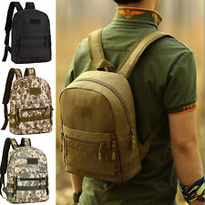Men's Outdoor Travel Hiking Mountaineering Small Backpack Student Bag Book bag