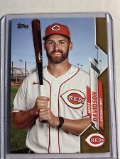 2020 Topps Update Series Baseball Matt Davidson Gold Parallel /2020 U-51 Pics!