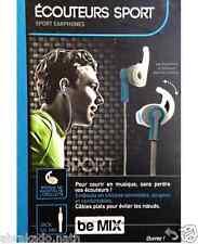 ECOUTEUR UNIVERSEL CABLE PLAT KIT MAIN LIVRE MP3 MP4 TEL