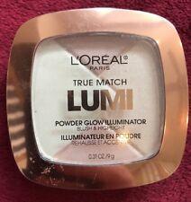 L'OREAL True Match Lumi Powder Glow Illuminator N202 Rose - 0.31 oz. (9 g)