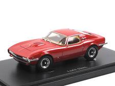Autocult 05016 - 1970 LMX 2300 ICO SIREX Sport Coupé Italie 1/43