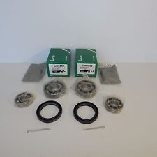 Pair of Lucas Front Wheel Bearing Kits for MG MGA and MG TD, TF