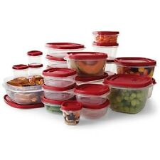 Food Storage Containers Set Of 50 Kitchen Organization Microwave Dishwasher Safe