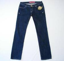 Apple Bottoms Blue Denim Jeans Low Rise Jeans Womans 7 8  NEW