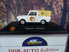 1/43 ATLAS  Trabant  1.1 Pick Up  DDR  AUTO COLLECTION