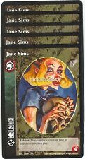 Jane Sims x5 Tzimisce KMW