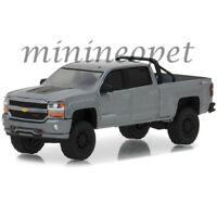 GREENLIGHT 35110 F OFF ROAD 2018 CHEVROLET SILVERADO SUPERCHARGED ZL 1/64 SILVER