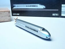 88761 Marklin Z Mini Club Diesel Rail Zeppelin propeller railcar 5 pole motor