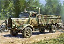3596, Zvezda, 1:35, WWII DT. Trasporto-Camion l4500a, plastica modellismo