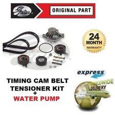 FOR VOLVO 850 2.5TDi 140bhp 1995-1996 TIMING CAM BELT TENSIONER + WATER PUMP KIT