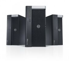 Dell Precision T3610 I-Xeon E5-2660 V2 2.2GHz/8GB /1TB /NVS310