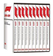 FORMULA ONE  1970-1979 70s F1 Season Reviews 10x Grand Prix - NEW 10 DVD Boxset