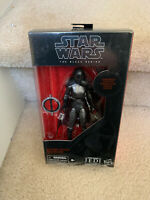 Star Wars Black Series 6 Inch Second Sister Inquisitor Carbonized 95 Hasbro