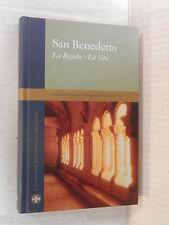 SAN BENEDETTO La regola La vita San Gregorio Magno Famiglia Cristiana 2005 libro