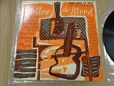 """Mellow The Mood Blue Note BLP 5001 Vinyl DG LP 10"""" Mono Deep Groove"""
