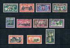 """New Zealand - 1940 Pictorial """"OFFICALS"""" - SC O76-O86 [SG O141-O151] Mint/Used 19"""