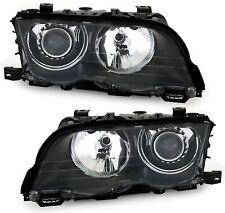 Xenon Scheinwerfer Set für 3er BMW E46 Limo Touring 98- D2S H7 LWR links rechts