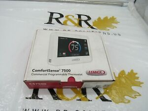 Lennox  ComfortSense 7500 Universal Programmable Thermostat