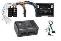 OPEL Zafira C Tourer  Can-Bus Auto Radio Adapter Lenkrad Adapter Kabel Stecker