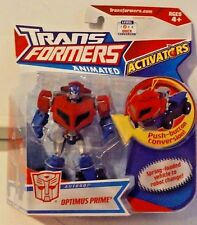 Transformers Animated Activators Autobot Optimus Prime New MOSC