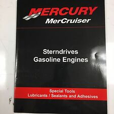 Mercury Service Shop Repair Manual Sterndrivers Special Tools 90-866948001