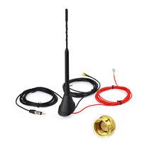 Auto Dachhalterung DAB FM AM Digital Radio DAB+ Empfänger USB Dongle Antenne