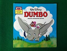 Walt Disney - DUMBO , il Mangiafiabe n 18 , 1° Ed Mondadori (1985)