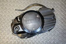 Yamaha Banshee clutch side engine cover with plastic side covers fits 1987-2006