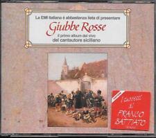 """FRANCO BATTIATO - RARO BOX 2 CD 1 STAMPA """" GIUBBE ROSSE """""""