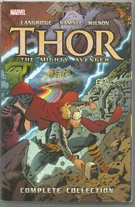 TPB THOR THE MIGHTY AVENGER COMPLETE COLLECTION en V.O. 2013