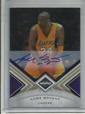 Kobe Bryant 10/11 Panini Limited Gold Autograph #02/25