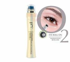 Mistine O2 EYE Roll on Massage Roller Anti-puffiness Anti-aging Brightening 9ml