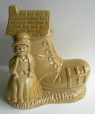NICE WADE OLD WOMAN WHO LIVED IN A SHOE MONEYBOX
