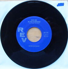 Scarce Peter Damian - Kis Me in the Morning & Don't Ask Me - Rev 1954