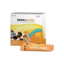 PAPAYA PURA ZUCCARI INTEGRATORE Papaia 100% Papaya bio-fermentata, 45 BUSTINE