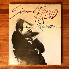 Sigmund Freud, Ralph Steadman. First Edition, 1st Printing.