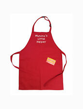Children's 100% Cotton Kitchen and Dining Apron