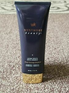 NEW WESTMORE Beauty Body Coverage Perfector Illuminator Natural Radiance 7 oz
