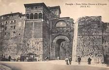 B94533 perugia porta urbica etrusca o d augusto italy