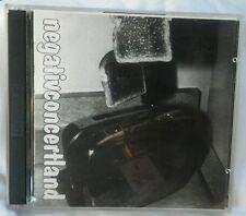 NEGATIVLAND NEGATIVCONCERTLAND LIVE RARE 2 CD OOP LIMITED EDITION #723