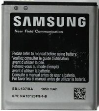 OEM AT&T SAMSUNG GALAXY RUGBY PRO SGH-I547 ORIGINAL BATTERY EB-L1D7IBA 1850mAh