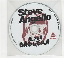 (GP678) Steve Angello, Alpha Baguera - DJ CD