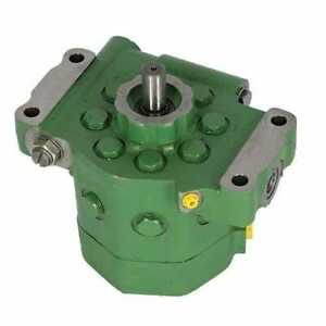 Hydraulic Pump Compatible with John Deere 2355 2020 2030 2555 2350 2040 1020