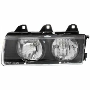 For 318is 92-99, Driver Side Headlight, Clear Lens